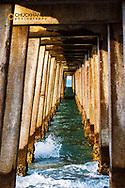 Naples Pier in Naples Florida, USA