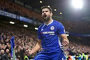 Chelsea v Stoke City 311216