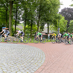 VELDHOVEN (NED) July 4 <br /> CYCLING <br /> The first race of the Schwalbe Topcompetition the Simac Omloop der Kempen<br /> Peloton in de achtervolging