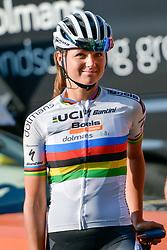 July 17, 2018 - Le Grand Bornand, France - Chantal Blaak championne du monde de cyclisme feminin 2017 (Credit Image: © Panoramic via ZUMA Press)