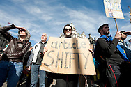 Unite for Europe march, London (25 March 2017) © Rudolf Abraham