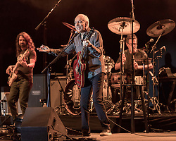 July 2, 2017 - Milwaukee, Wisconsin, U.S - PETER FRAMPTON performs live at Henry Maier Festival Park during Summerfest in Milwaukee, Wisconsin (Credit Image: © Daniel DeSlover via ZUMA Wire)