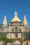 Metropolitan Catherdral, The Plaza de la Liberacion, Liberacion Square, Guadalajara, Jalisco, Mexico
