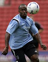 Fotball<br /> Foto: imago/Digitalsport<br /> NORWAY ONLY<br /> <br /> 30.07.2005  <br /> Darius Vassell (Manchester City)