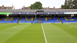 A general view of Roots Hall, home of Southend United - Mandatory by-line: Joe Dent/JMP - 08/09/2018 - FOOTBALL - Roots Hall - Southend-on-Sea, England - Southend United v Peterborough United - Sky Bet League One