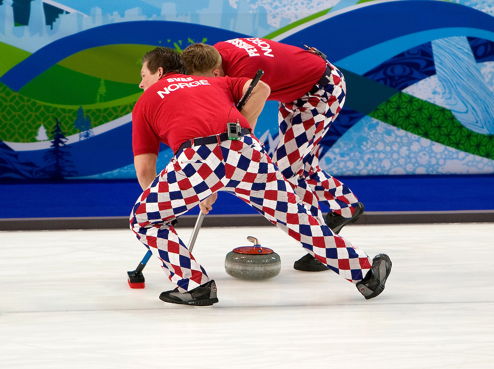 Curling, 2010 Vancouver Olympics