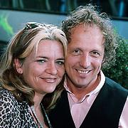 Laatste World Fantasy Dinershow, Saskia van Zutphen en haar man Dick Scheepbouwer