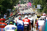 Scenery, peleton during the 105th Tour de France 2018, Stage 14, Saint-Paul-trois-Chateaux - Mende (188 km) on July 21th, 2018 - Photo Luca Bettini / BettiniPhoto / ProSportsImages / DPPI