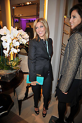 PRINCESS MARIE-CHANTAL OF GREECE at a party to launch the book 'Italian Touch' - A Celebration of Italian Lifestyle held at TOD's, 2-5 Old Bond Street, London on 4th November 2009.