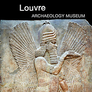 The Louvre Museum Paris - Artefacts Antiquities - Pictures & Images of -