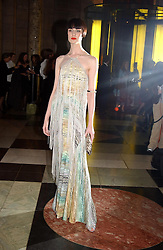 Model ERIN O'CONNOR  at the 2004 British Fashion Awards held at Thhe V&A museum, London on 2nd November 2004.<br />