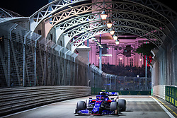 September 20, 2019, Singapore, Singapore: Motorsports: FIA Formula One World Championship 2019, Grand Prix of Singapore, .#10 Pierre Gasly (FRA, Red Bull Toro Rosso Honda) (Credit Image: © Hoch Zwei via ZUMA Wire)