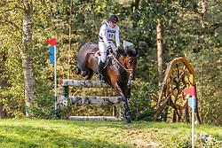 KURBEL Jörg (GER), Josera's Entertain You<br /> Luhmühlen - LONGINES FEI Eventing European Championships 2019<br /> Geländeritt CCI 4*<br /> Cross country CH-EU-CCI4*-L<br /> 31. August 2019<br /> © www.sportfotos-lafrentz.de/Stefan Lafrentz