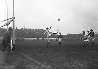 H877<br /> Aonach Tailteann Athletics - Croke Park. America v Ireland. 16/8/28. (Part of the Independent Newspapers Ireland/NLI Collection)