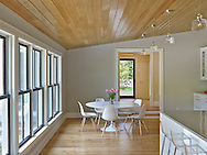 Kitchen, Connecticut House.  Architect: Platt Dana