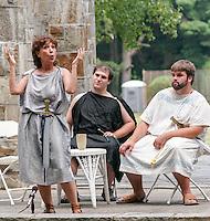Medfield Gazebo Players - Anthony and Cleopatra 2012