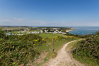 Sandhills holiday park, Bembridge, Isle of Wight