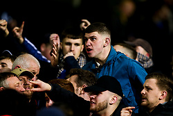 Trouble begins between rival fans at full time after the draw between Aston Villa and West Bromwich Albion - Mandatory by-line: Robbie Stephenson/JMP - 07/12/2018 - FOOTBALL - The Hawthorns - West Bromwich, England - West Bromwich Albion v Aston Villa - Sky Bet Championship