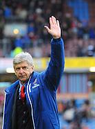 Burnley v Arsenal 110415