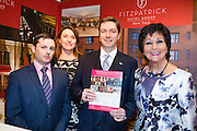 27/1/16 US Chargé d'affaires Reece Smyth at the Fitzpatrick Hotels New York stand at the Holiday World Show 2017 at the RDS Simmonscourt in Dublin. Picture: Arthur Carron