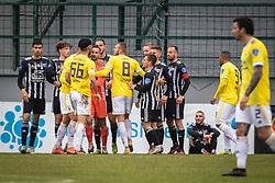 during football match between NŠ Mura and NK Maribor in 27th Round of Prva liga Telekom Slovenije 2020/21, on March 14, 2021 in Fazanerija City Stadium, Murska Sobota, Slovenia. Photo by Blaž Weindorfer / Sportida