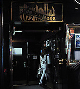 Blue Note Jazz club New York City