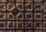 Cities and Landscapes captured from a Birds eye view with stunning results...<br /> <br /> A group of Russian photographers and specialists by the name of AirPano, have teamed up to capture amazing panoramic, bird's-eye views photos. <br /> <br /> AirPano travel the world to shoot some of the world's most beautiful locations from above. The team usually photograph on a helicopter, but they also shoot from an airplane, a dirigible, a hot air balloon and a radio-controlled helicopter. <br /> <br /> The images are then available for the public to view on their website, and using AirPano's special viewer, you can view the photos in 360-degree displays.<br /> <br /> Photo shows: Cells Of Barcelona <br /> ©Exclusivepix Media