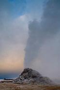 Geysers, Steam, Hot Springs, & More