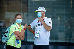 Becker otto, GER, Chef d'Equipe<br /> Olympic Games Tokyo 2021<br /> © Hippo Foto - Dirk Caremans<br /> 04/08/2021