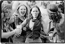 What's Up? Lake Perry, KS. 1984<br /> <br /> Limited Edition Print from an edition of 30. Photo ©1984 Michael Lichter.