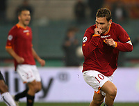 Roma 2 Dicembre 2006 Serie A. Roma Atalanta <br /> Photographer Andrea Staccioli INSIDE