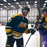 5th year forward, Corey Kosloski (17) of the Regina Cougars during the Men's Hockey Home Game on Sat Jan 26 at Co-operators Center. Credit: Arthur Ward/Arthur Images