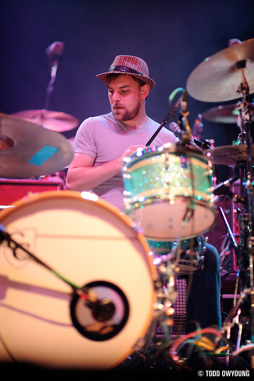 Photos of John Henry & The Engine performing in support of Cross Canadian Ragweed at the Pageant in St. Louis on April 18, 2010.