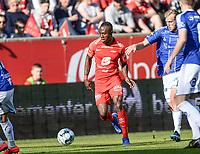 Fotball , 16. mai 2019 , Eliteserien ,  Brann - Sarpsborg 2-1<br /> Gilbert Koomson , Brann