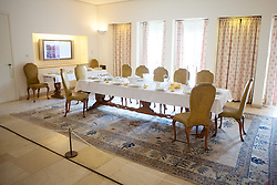 Dining Room, Chiam & Vera Weizmann Home