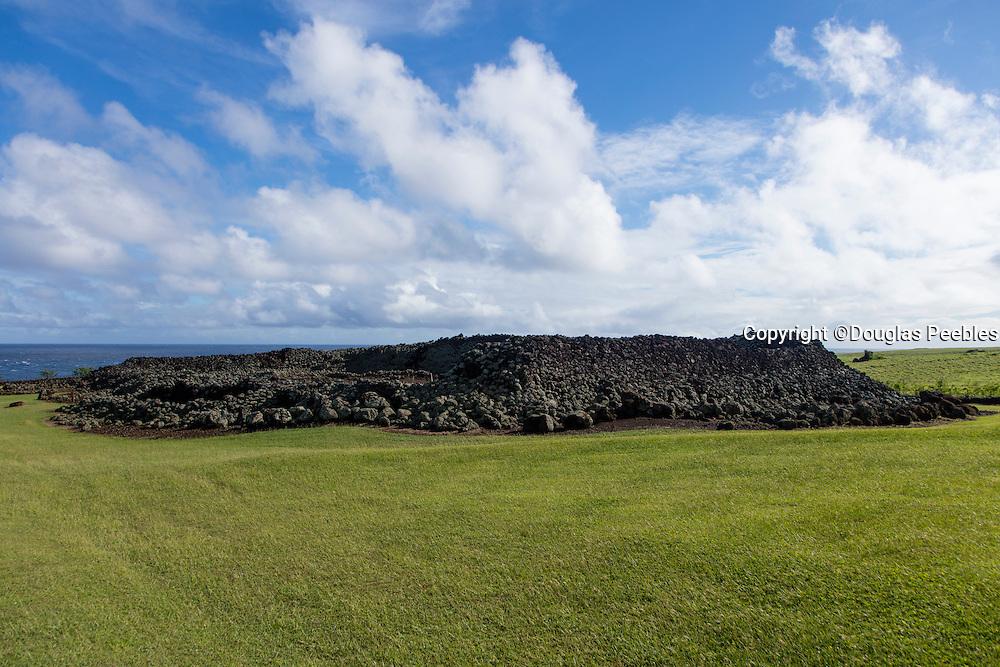 Mookini Heiau, North Kohala, The Big Island of Hawaii