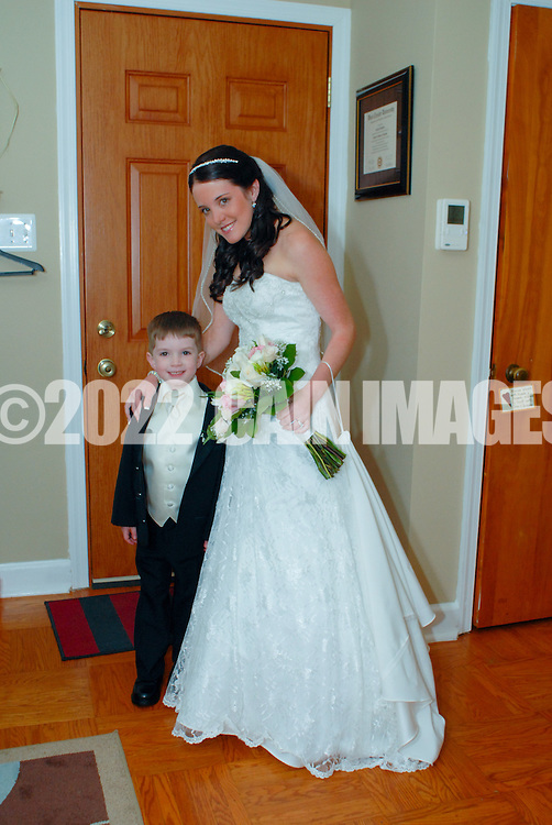 Kristen & Tom - June 4, 2010 - Ridley Park, Pennsylvania - (Photo by William Thomas Cain/Cain Images Wedding Photojournalism)