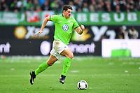 Mario Gomez (Wolfsburg)<br /> Wolfsburg, 18.03.2017, Fussball, Bundesliga, VfL Wolfsburg - SV Darmstadt 98 1:0<br /> <br /> Norway only