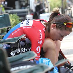29-08-2017: Wielrennen: Boels Ladies Tour: Wageningen  <br />Annemiek van Vleuten was de sterkste in de proloog van de Laides Tour