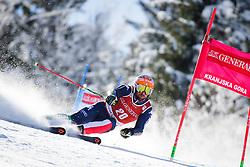 Riccardo Tonetti (ITA) competes in 1st Run during Men Giant Slalom race of FIS Alpine Ski World Cup 55th Vitranc Cup 2015, on March 4, 2016 in Kranjska Gora, Slovenia. Photo by Ziga Zupan / Sportida