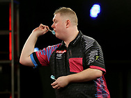 Ricky Evens during the 2018 Players Championship Finals at Butlins Minehead, Minehead, United Kingdom on 24 November 2018.