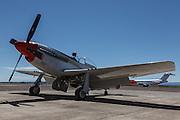 North American P-51D Mustang.