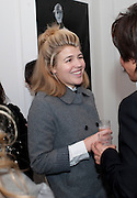 Amber Nuttall; Andy Wong, Gino Hollander exhibition, Also a chance to see  the flat at 105-106 Lancaster Gate which is for sale. London. 4 February 2010.