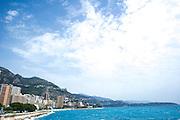 May 21, 2014: Monaco Grand Prix: Monaco coast