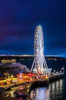 Seattle Great Wheel, Waterfront Park