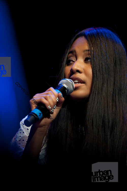 VV Brown at the Women of the World Concert Royal Festival Hall