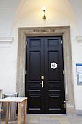 Universities in Vienna, Austria..Universität Wien..Hörsaal 42.