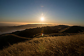 USA: California-Mount Tamalpais