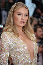 May 14, 2019 - Cannes, France - CANNES, FRANCE - MAY 14: Romee Strijd attends the opening ceremony and screening of ''The Dead Don't Die'' during the 72nd annual Cannes Film Festival on May 14, 2019 in Cannes, France (Credit Image: © Frederick InjimbertZUMA Wire)