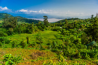 Overview of Lake Chamo, Southern Nations Nationalities and People's Region, Ethiopia.